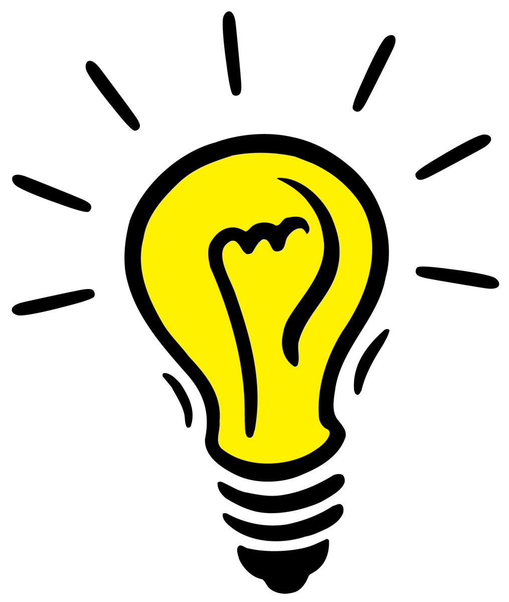 Light bulbs! History and science… – informatic cool stuff for Black Light Bulb Clip Art  575cpg